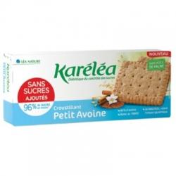 Ovsené sušienky bez pridaného cukru Karéléa