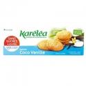 Krehké kokosovo-vanilkové sušienky bez pridaného cukru Karéléa