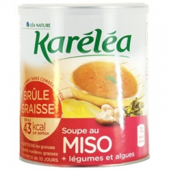 Zeštíhlující Miso polévka Karéléa