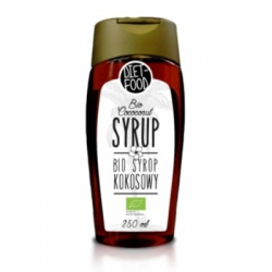 Bio Coconut Syrup 250ml