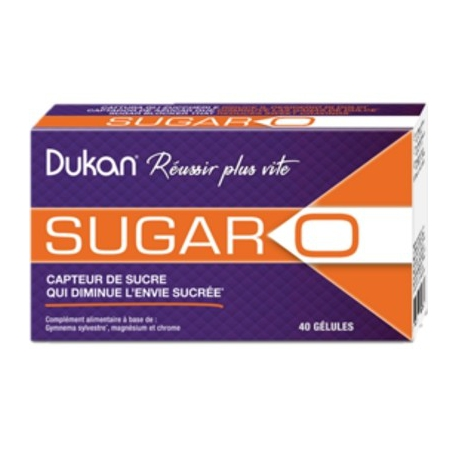 SugarO Dukan 40ks