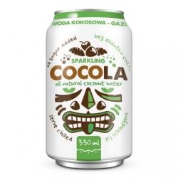 COCOLA šumivá kokosová voda 330ml