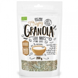 Bio Granola with Nuts