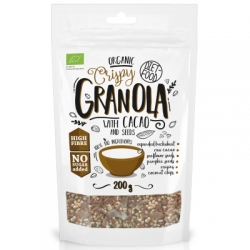 Bio Granola with Cacao