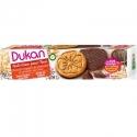 Sušenky Dukan® s Chia semínky polité čokoládou