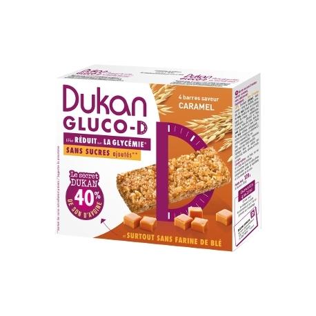 Karamelové tyčinky Dukan® Gluco-D