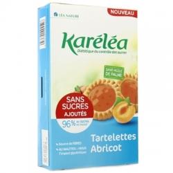 Meruňkové dortíky bez přidaného cukru Karéléa
