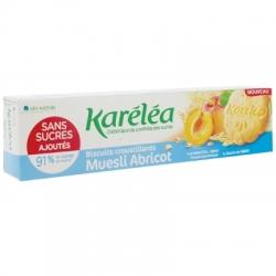Chrumkavé sušienky muesli marhuľa Karéléa