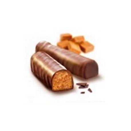 Bielkovinová tyčinka karamelová
