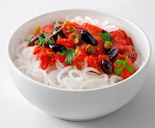 Bez tuku, bez cukru, bez lepku, vhodné pre vegetariánov, ľudí s problémom cholesterolu, pre všetkých, ktorí sa chcú zdravo stravovať.