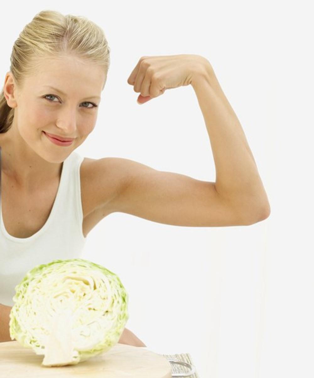 Kapustová polievka bio je výborná na rýchle schudnutie.