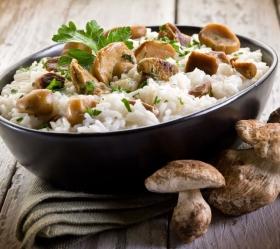 Shirataki diétna ryža : bez tuku, bez cukru, bez lepku, vhodné pre vegetariánov, ľudí s problémom cholesterolu, pre všetkých, ktorí sa chcú zdravo stravovať.